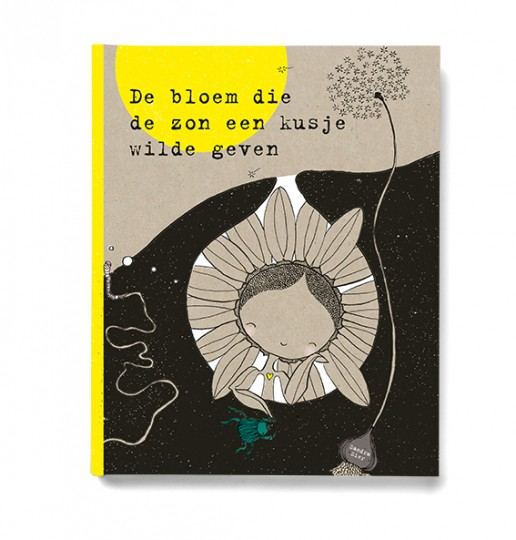 kinderboek de bloem