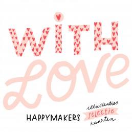 banner illustratie valentijn